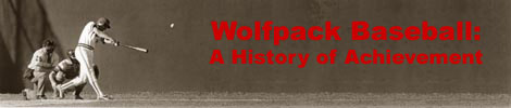 'Wolfpack Baseball: A History of Achievement' Exhibition
