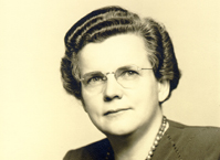 Gertrude M. Cox: First Lady of Statistics