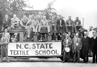 Weaving the Past Into the Future: 100 Years of Textiles at NC State University