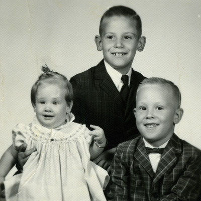 Laura, Larry and Randy Woodson