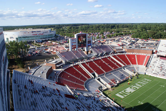 Carter-Finley Stadium