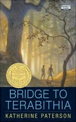Bridge to Terabithia by Katherine Peterson