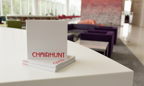 CHAIRHUNT Book