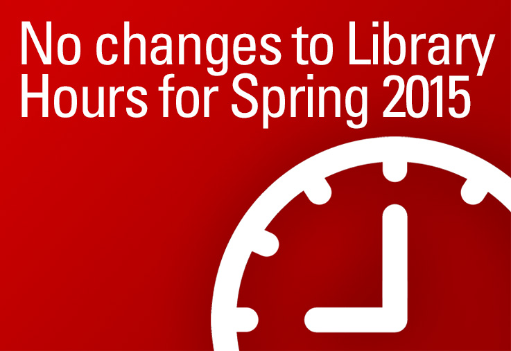 New this fall: Changes to D. H. Hill and the Hunt Library Hours