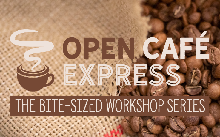 open cafe express image