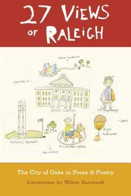 book cover for 27 Views of Raleigh