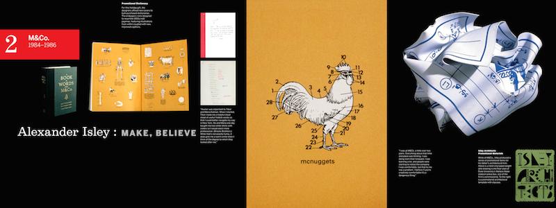 Detail from MAKE, BELIEVE digital exhibit
