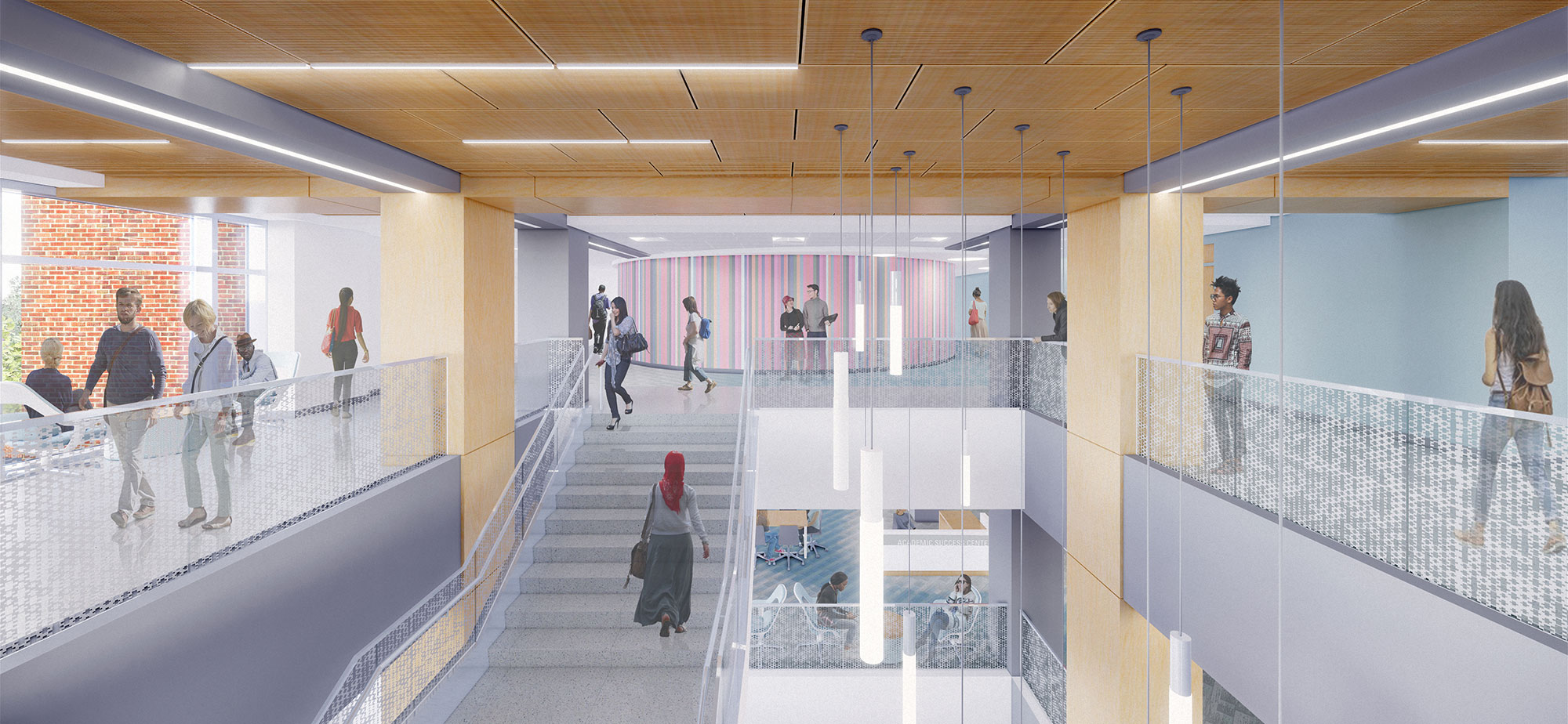 Ncsu Academic Calendar Fall 2020 Hill Library Renovation featuring the Academic Success Center | NC