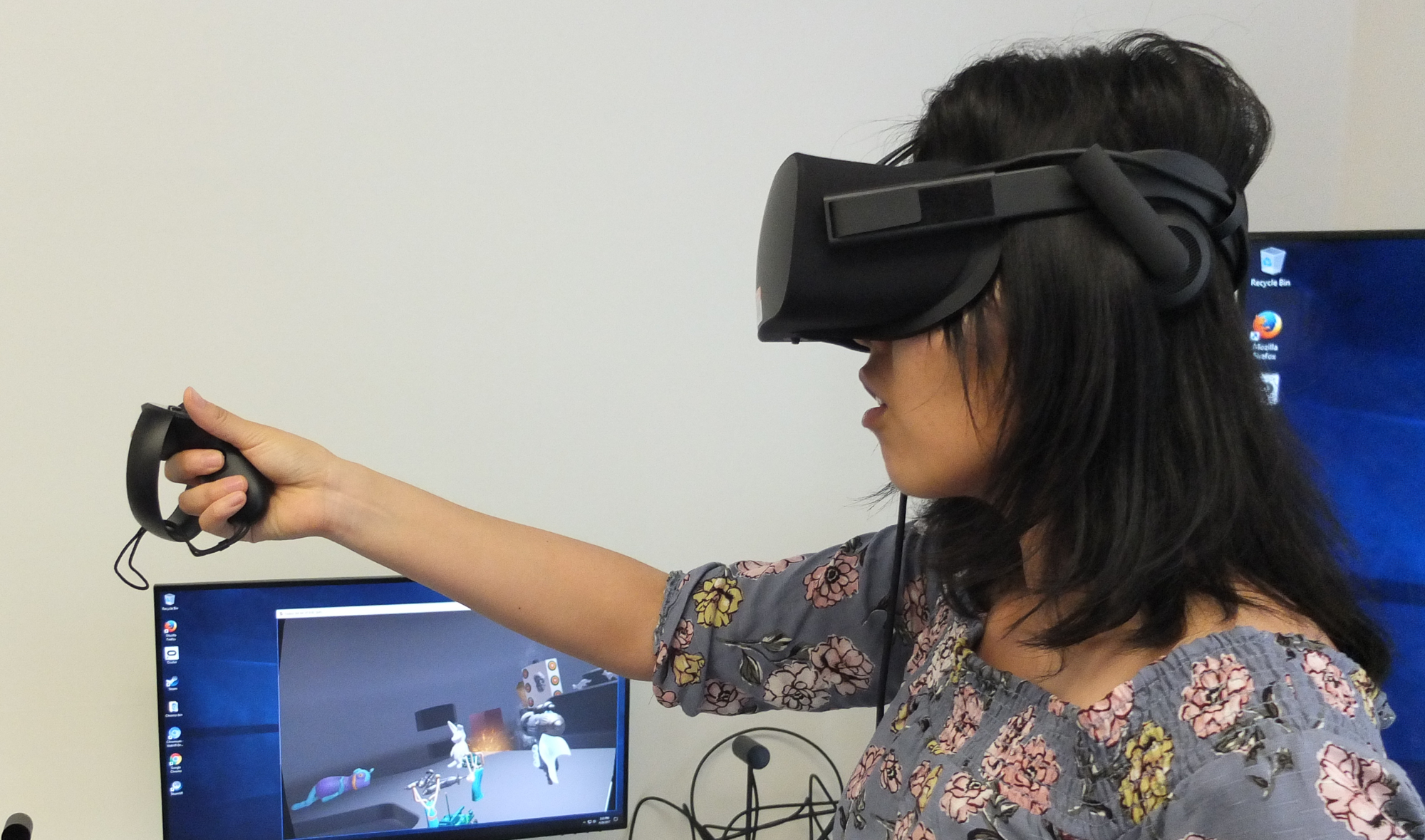 Virtual Friday VR Studio Drop-In | NC State University Libraries