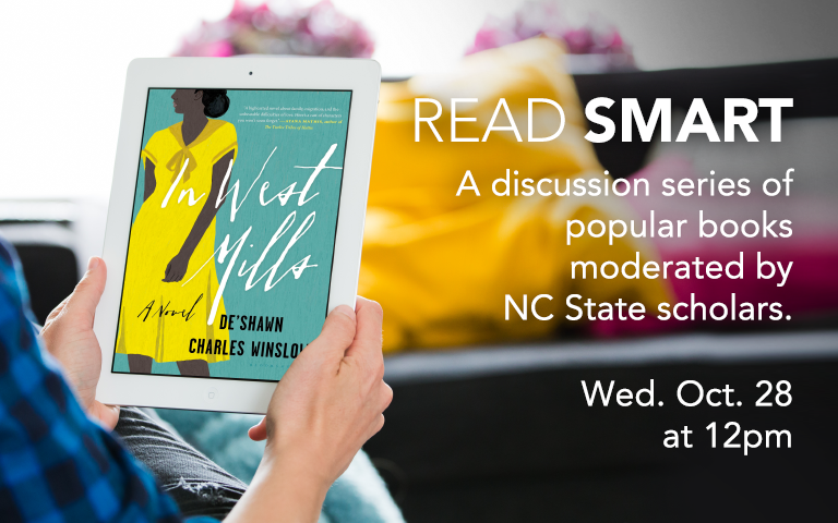 Read Smart Book Discussion - In West Mills by De'Shawn Charles Winslow