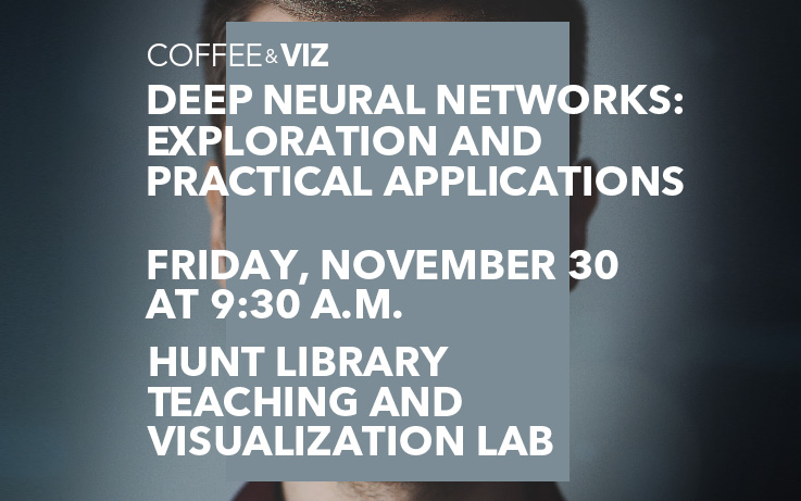 Coffee & Viz: Deep Neural Networks