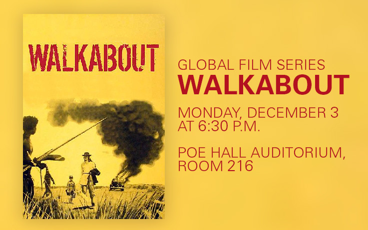 Global Film Series: Walkabout
