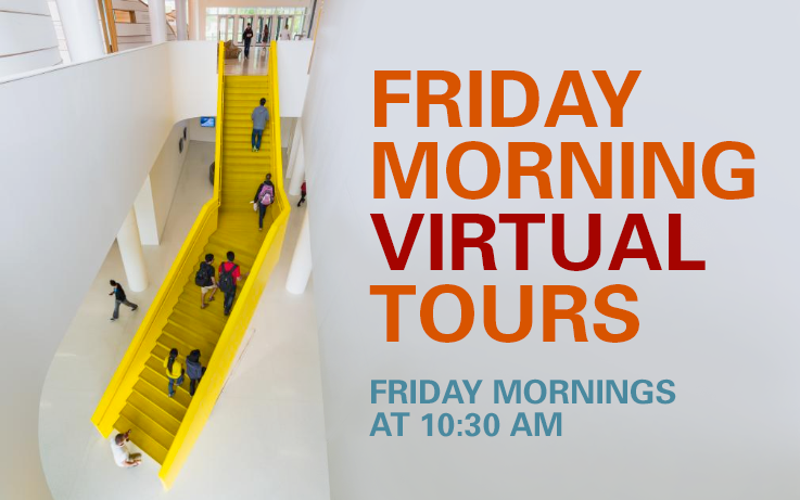 Friday Morning Virtual Tours