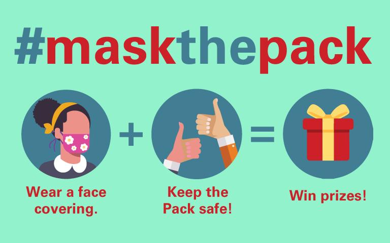 #MaskthePack