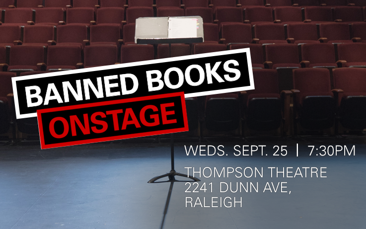 Banned Books Onstage Fix