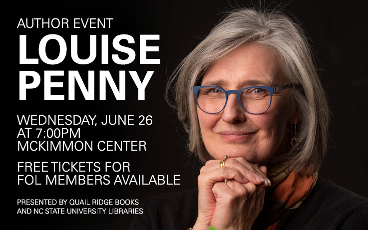 Louise Penny Event