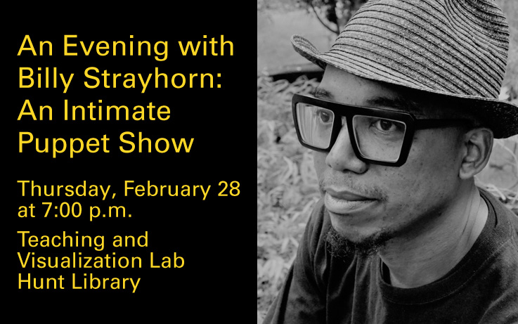 Billy Strayhorn: An Intimate Puppet Show