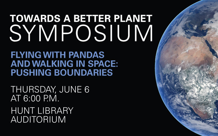 Towards a better Planet Symposium