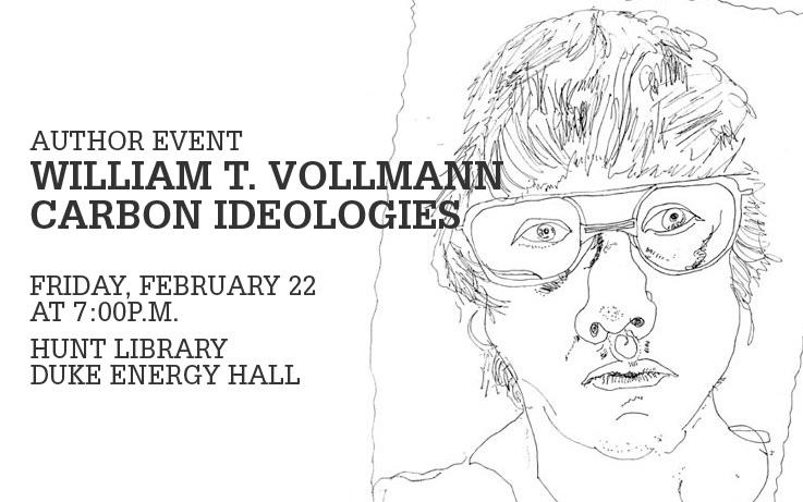 Author Event - William T. Vollmann