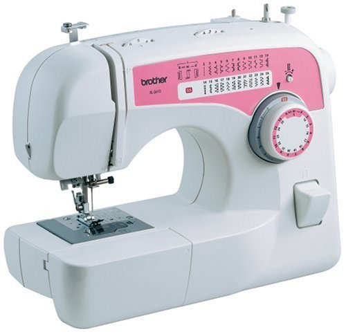 Brother XL40 Sewing Machine NCSU Libraries Mesmerizing How To Use The Brother Sewing Machine