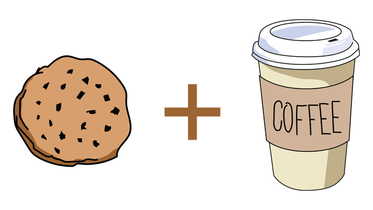Cookies and coffee at the Libraries during Final Exams ...