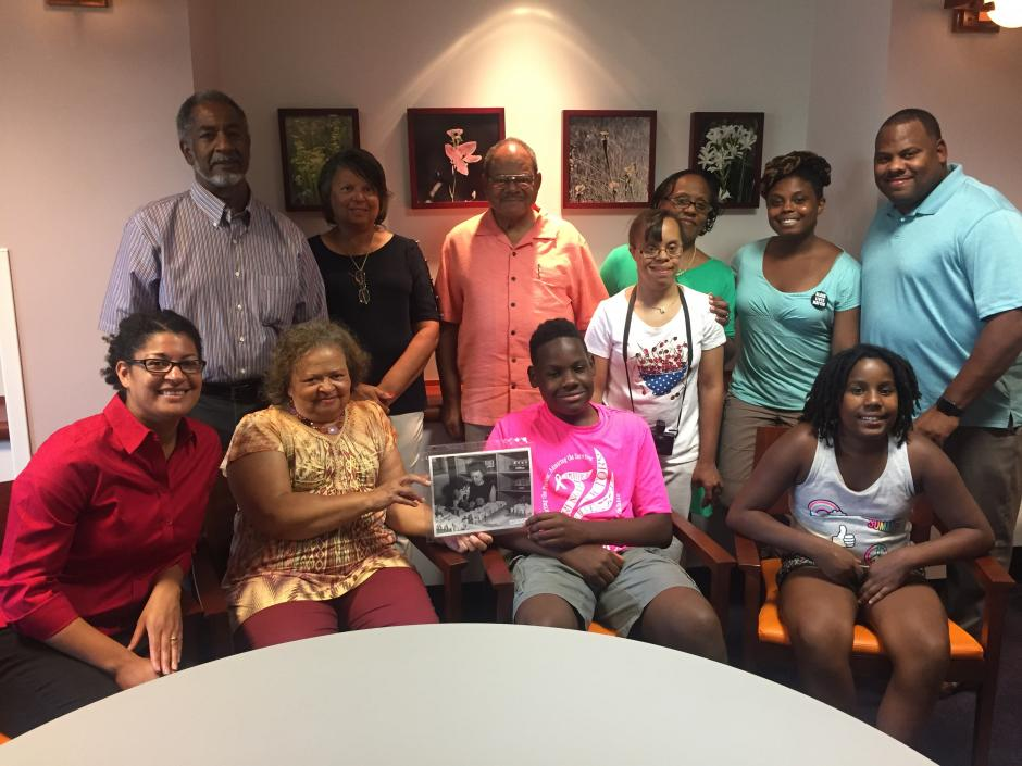 Family of Justina Williams