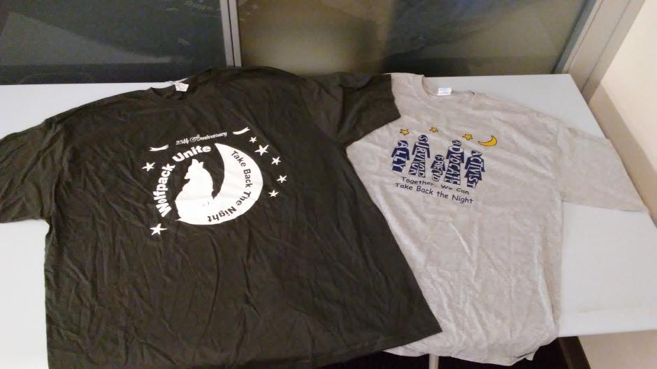 Take Back the Night T-Shirts