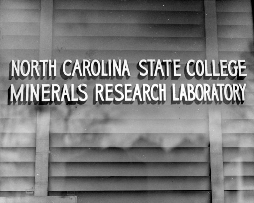 Asheville Mineral Research Laboratory, founded in 1946