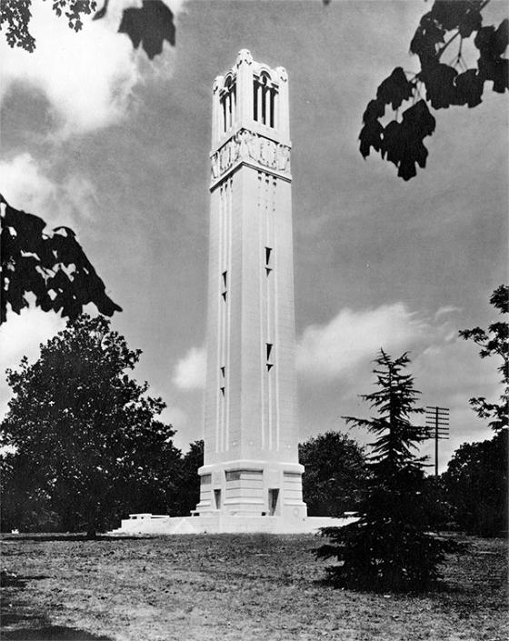 NCSU Memorial Belltower (Raleigh, N.C.)