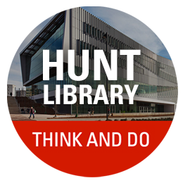 Hunt Library University Website