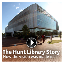The Hunt Library Story