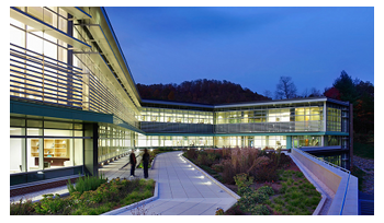 Health Sciences Building, Western Carolina University