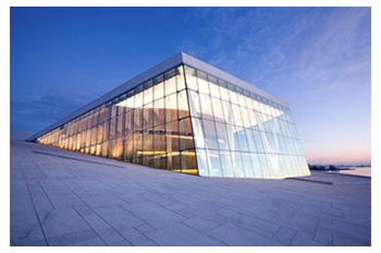 Oslo Opera House - Oslo, Norway