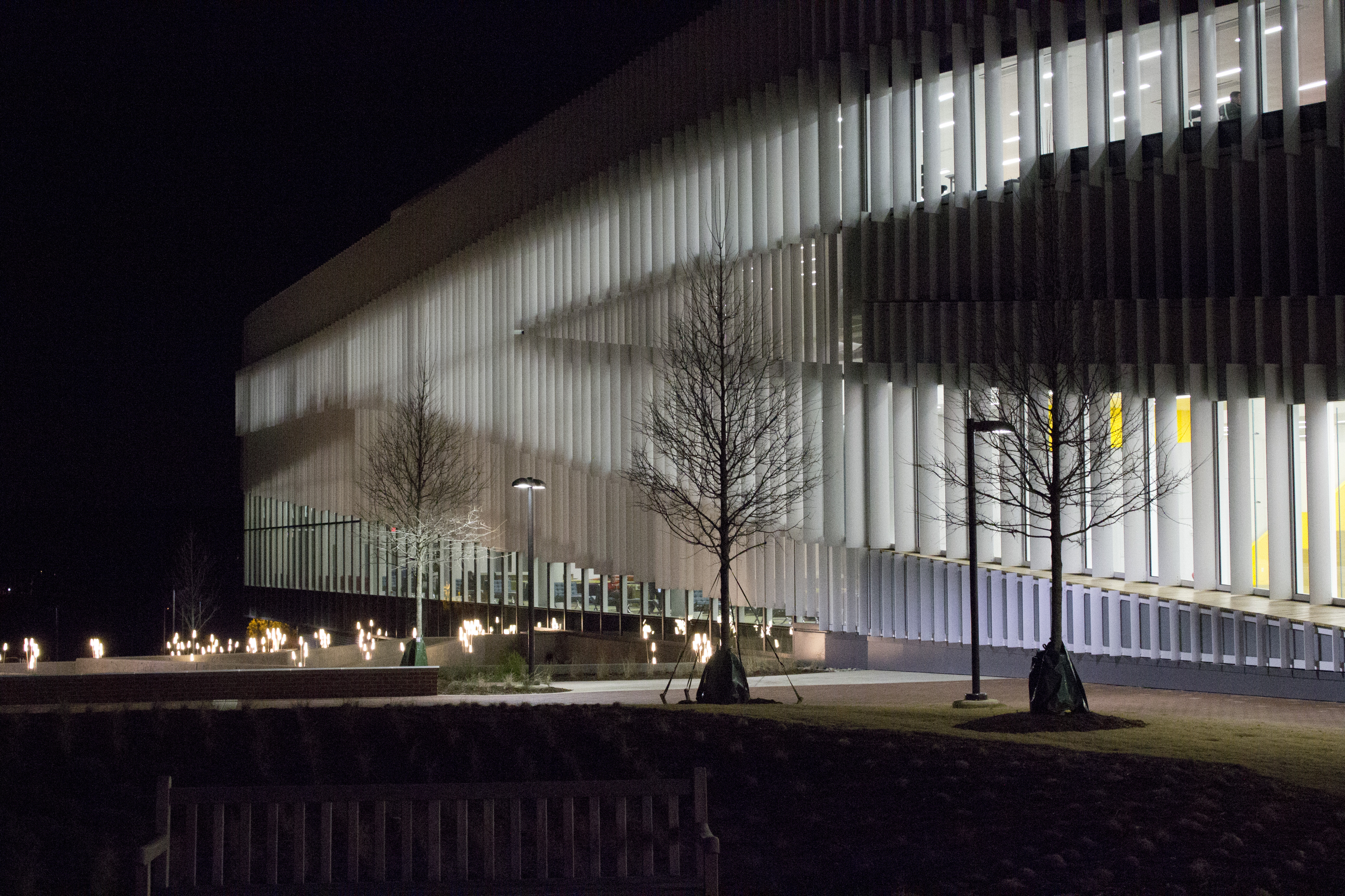 NC State officially dedicates the Hunt Library | NC State