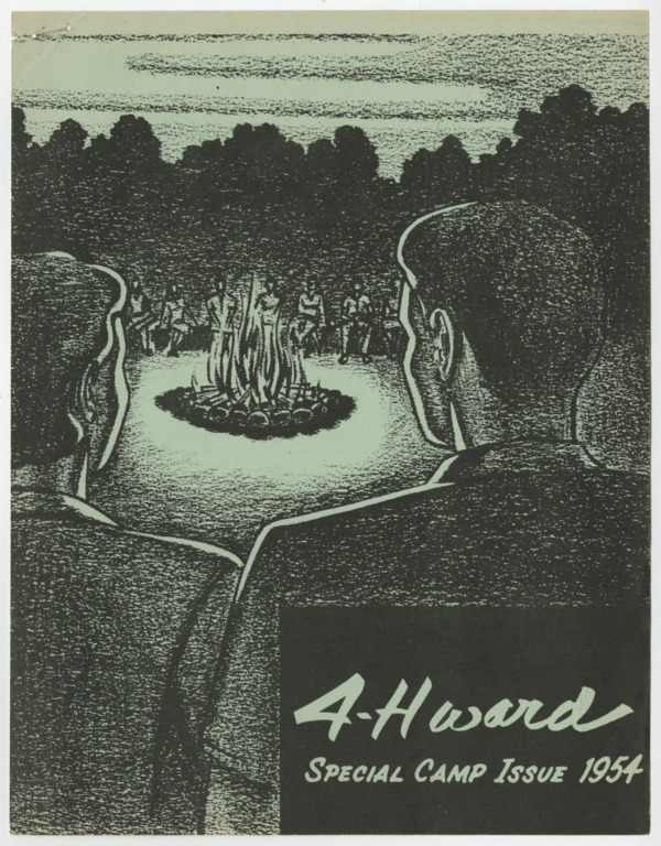 4-Hward Special Camp Issue 1954