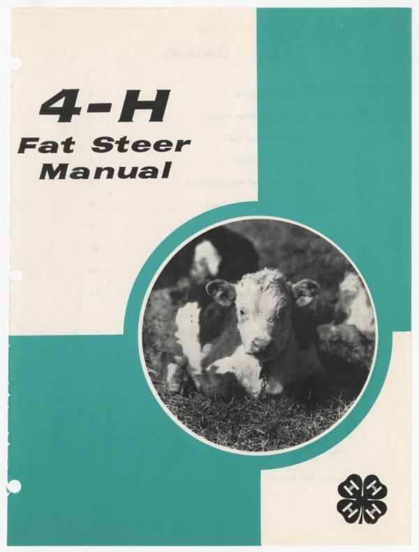 4-H Club Series 99 - 1962-09