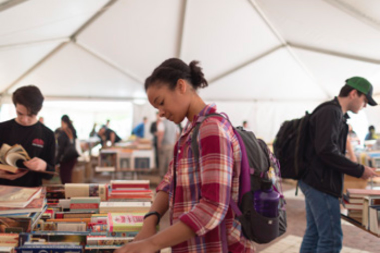 NCSU Friends of the Library - Frank B. Armstrong Memorial Book Sale