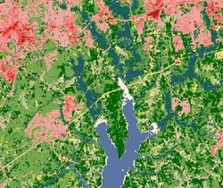 Land Use/Land Cover Example