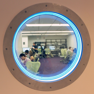 Digital Media Lab Porthole