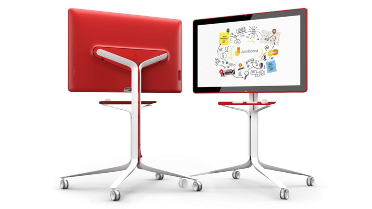 Google Jamboards come to the Libraries | NC State University Libraries