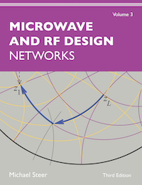Textbook cover for Microwave and RF Design