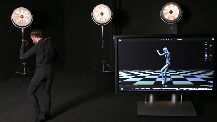 Motion capture made easy | NC State University Libraries