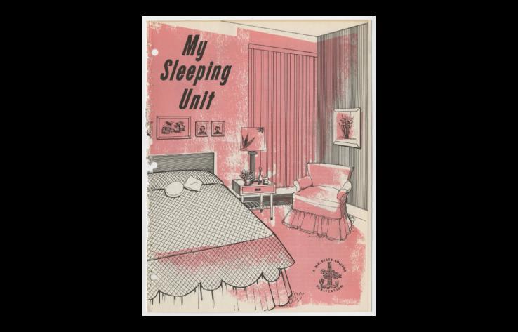 My Sleeping Unit, Club Series No. 96, 1960