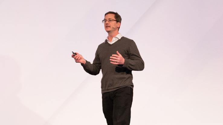 Andrew Odewahn, Chief Technology Officer of O'Reilly Media