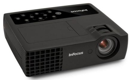 In Focus Projector