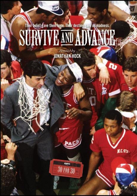 Film Screening: ESPN Films 30 for 30: Survive and Advance