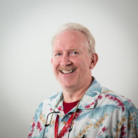 NC State Library Staff member: David DeFoor