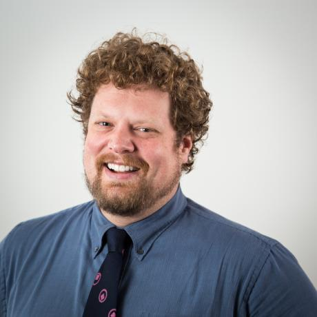 NC State Library Staff member: Jason Evans Groth