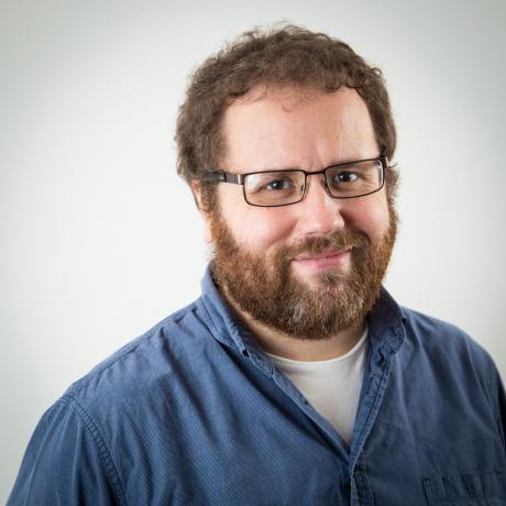 NC State Library Staff member: Dan Hawkins