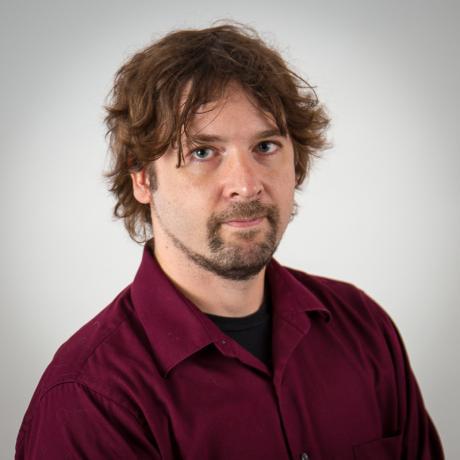 NC State Library Staff member: Jason Jefferies